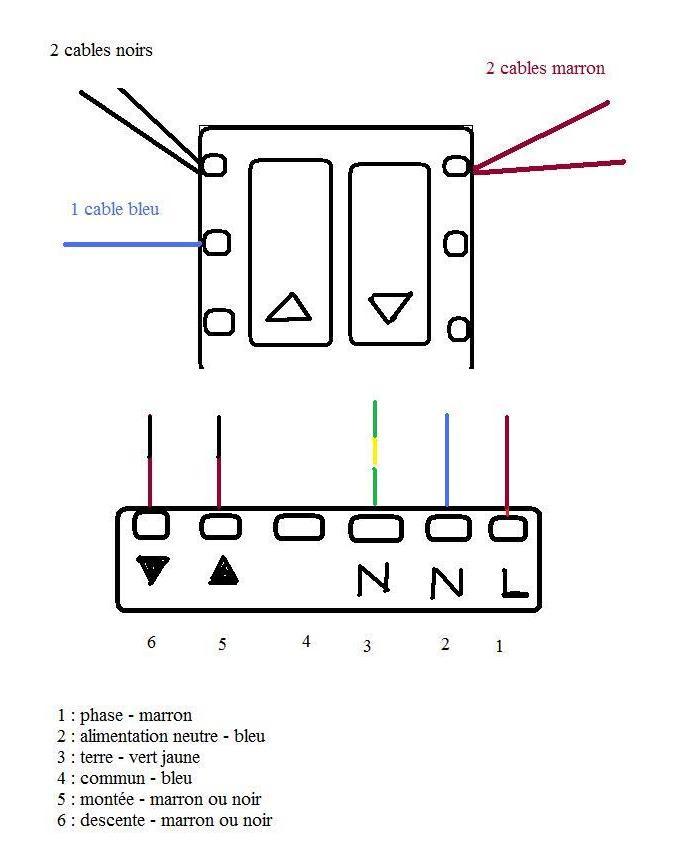 Branchement Electrique Boitier Centralis Uno Rts - Avec Réponse(S)