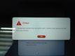 Défaut affiché sur application Tahoma.JPG