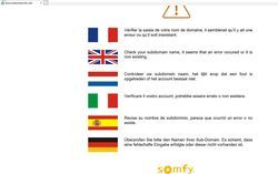 Message erreur accès Somfy.JPG