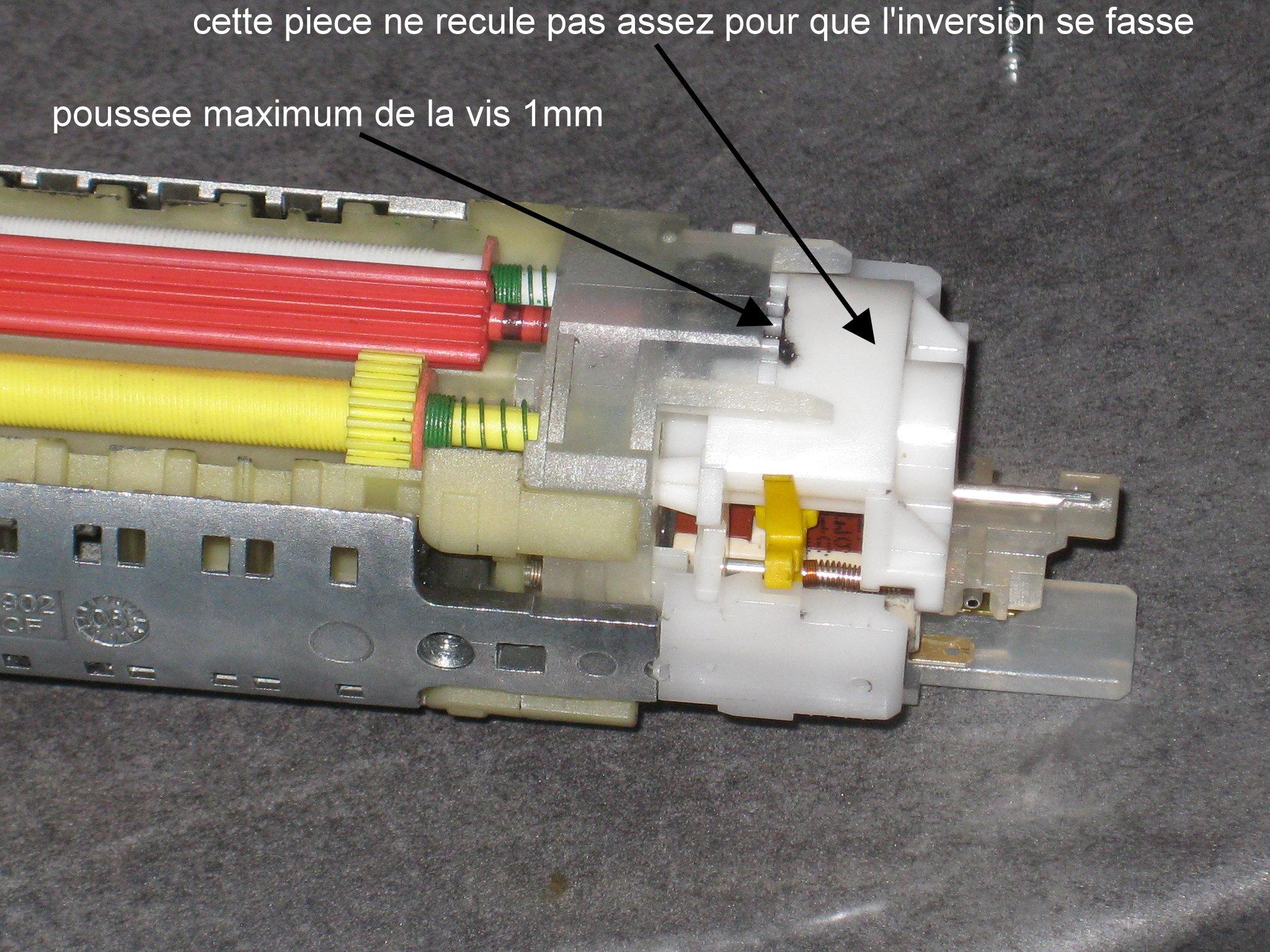 Comment r gler les fins de course sur moteur ipso 10th 50 - Reglage d un volet roulant electrique ...