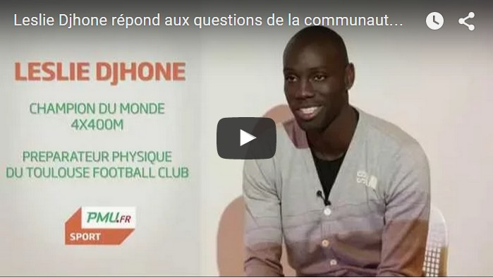 Interview Leslie Djhone PMU Communauté