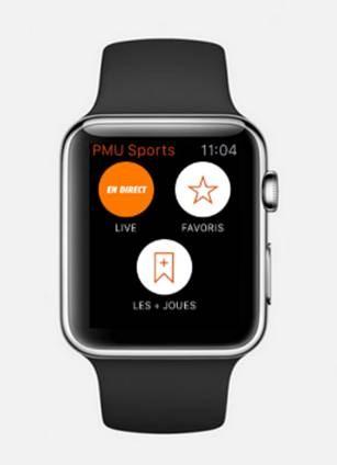 PMU Sport watch