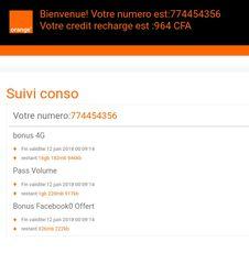 www.passorange.sn pass orange internet