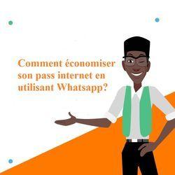 Comment économiser son pass internet en utilisant Whatsapp.jpg