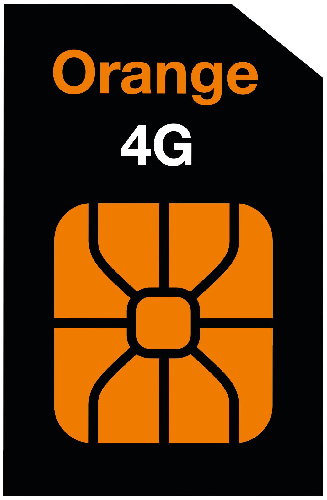 La Carte Sim Orange