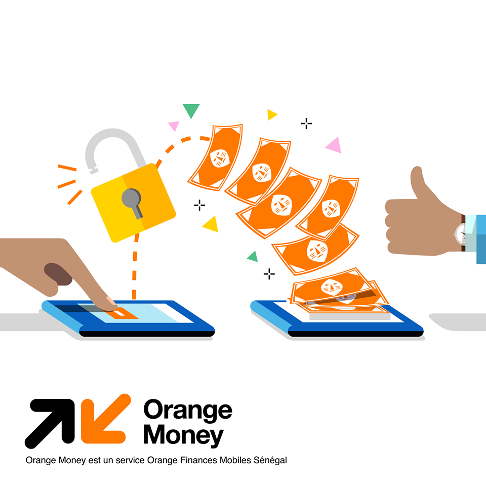 tu veux lever le plafond de ton compte orange money