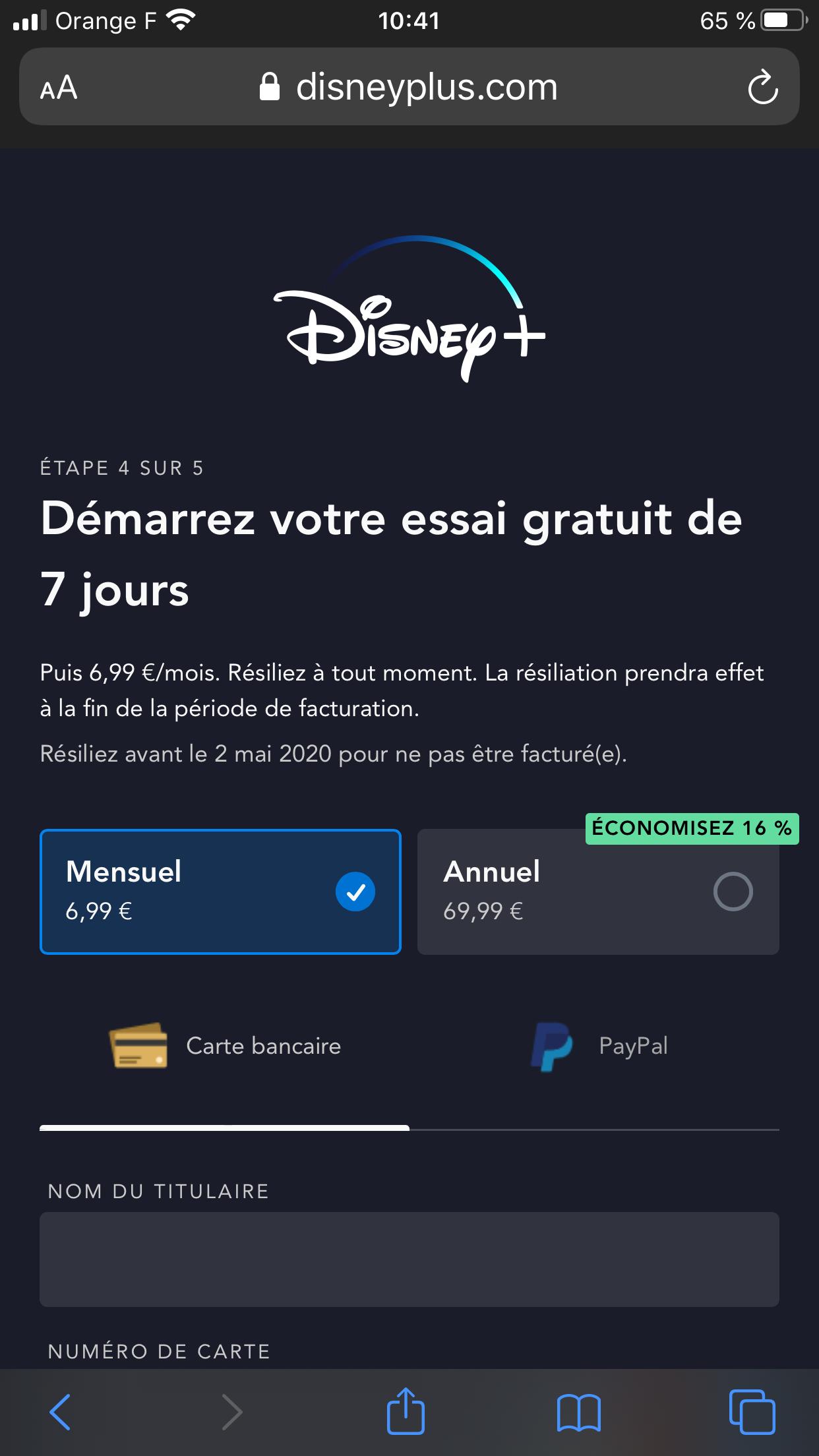Help.Disney Plus.De
