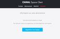 Espace Client CANAL bloqué par pd prélèvement facture 30 nov 2018 15h.JPG