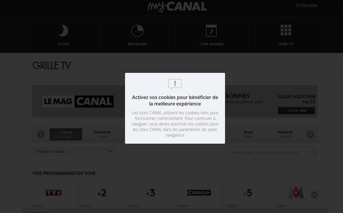 La meilleur offre IpTv Canal Plus, BeIn, OCS, CanalSat