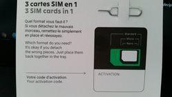 Photo pamphlet carte sim sans no activation.jpg