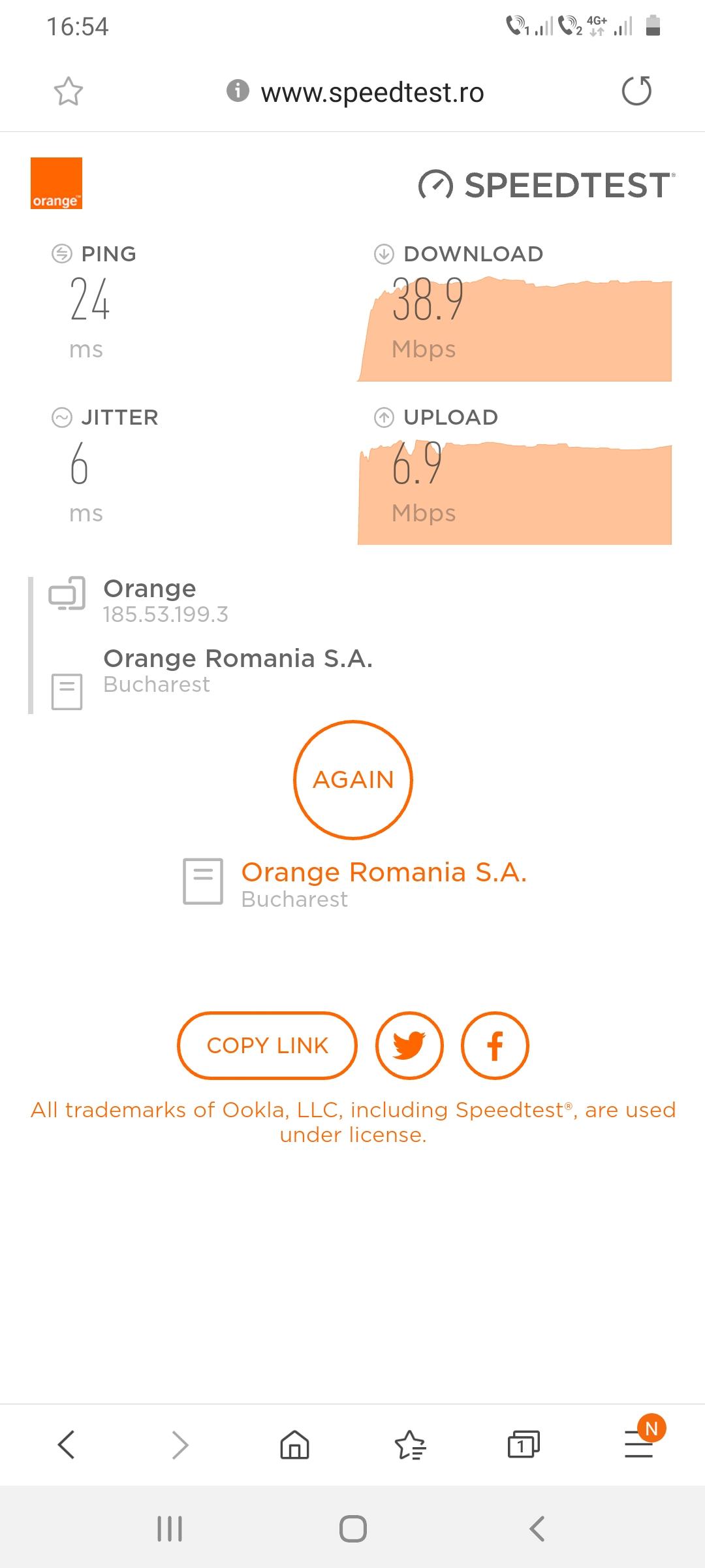 Opzioni - Digi Mobil Italia