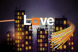Love: fibră + mobil + TV