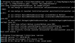 Command line error - yaml - Windows server.PNG