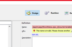 Can not name definition with a variable.png